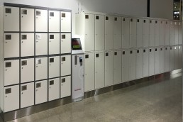 Luggage Lockers at DFO Brisbane Airport