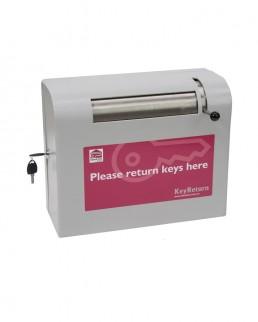 Check Inn Systems Key Return Safe - secure strong key / card return safe